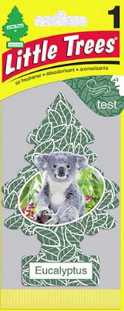 Pinito little trees eucalyptus