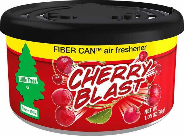 Lata fibra little trees cherry blast