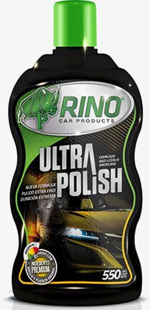 Ultra polish car rino 550cc