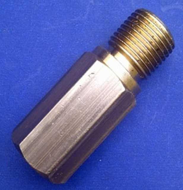 Alargue de bujia largo (peugeot-d1500) c1504