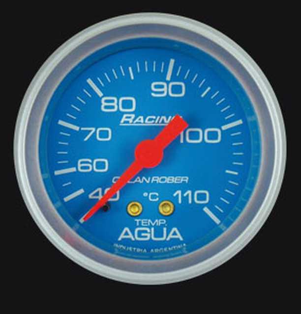 Temp. agua 110 2 mts celeste orlan rober