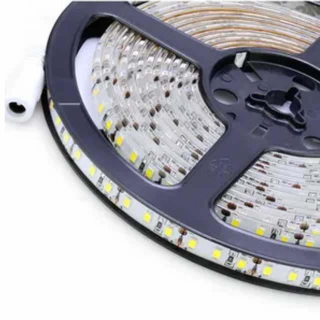 Rollo de leds 5 mts smd 3,5 x 2,8 mm azules 60 x mt.