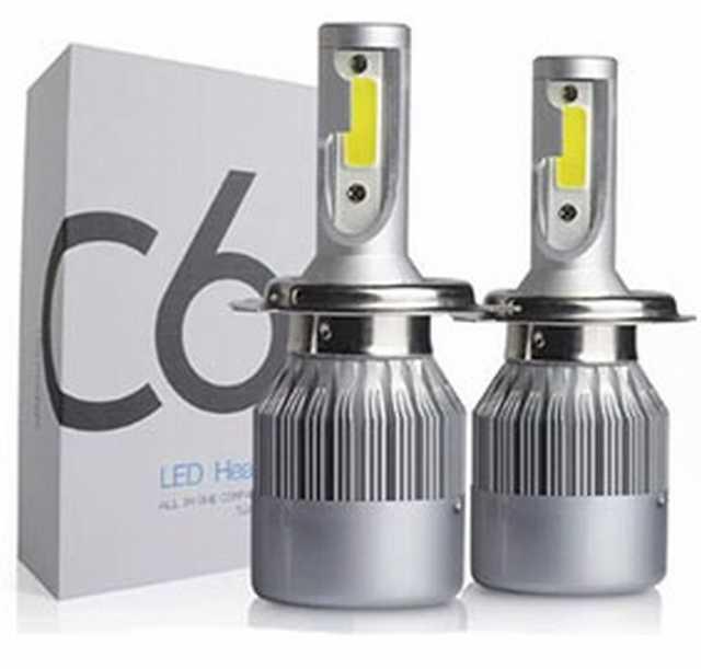 Kit iluminacion c6 h7 12v 2 meses gtia
