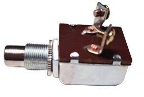 Boton de arranque metalico