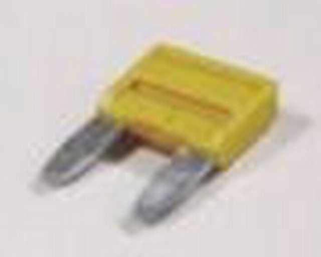 Fusible ron bay ficha mini 25 amp