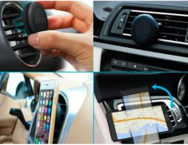 Soporte celular magnetico para tablero