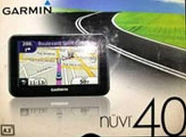Gps garmin nuvi 40 pantalla 4.3 pulgadas