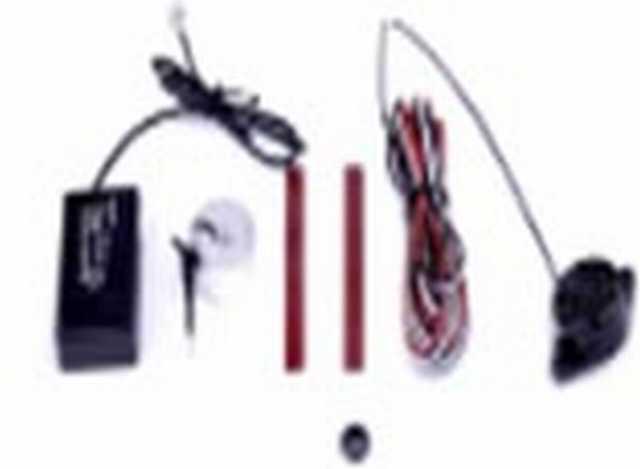 Sensor estacionamiento magnetico