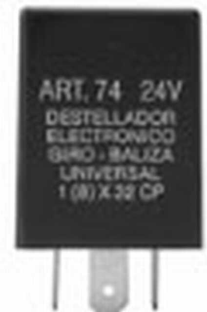 Destellador electronico 24v 3t rtm