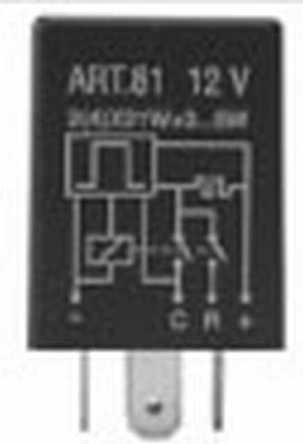 Destellador electronico c-sop 12v 4t fiat128 - p 504 rtm