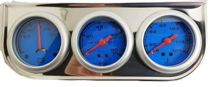 Instrumental trio importado 52mm fondo azul 0190