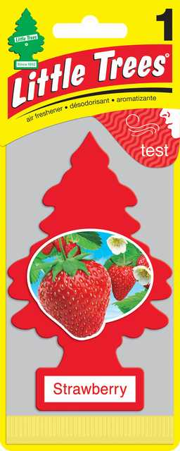 Pinito little trees strawberry