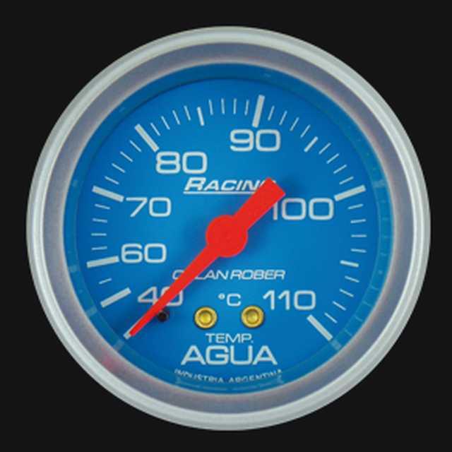 Temp. agua 110 4 mts celeste orlan rober