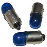 24v 4w azul