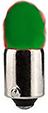 24v 4w verde