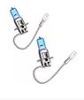 Lampara h3 12v 55w azul x jgo. eco