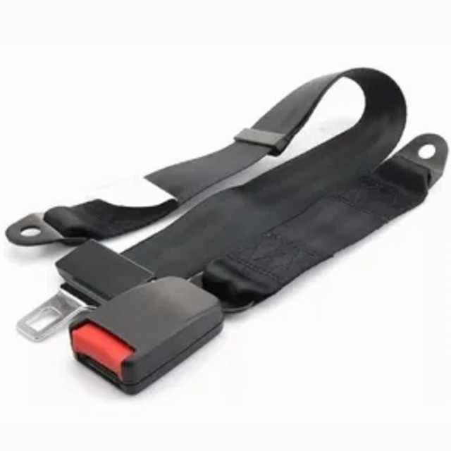 Cinturon seguridad trasero homologado x unidad