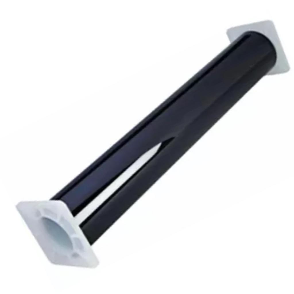 Lamina polarizar 15% dark black 1,5 mts x 30 mts antiraya