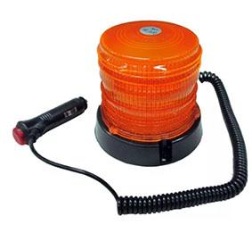 Baliza 48 smd 5050 flash dc10-30v