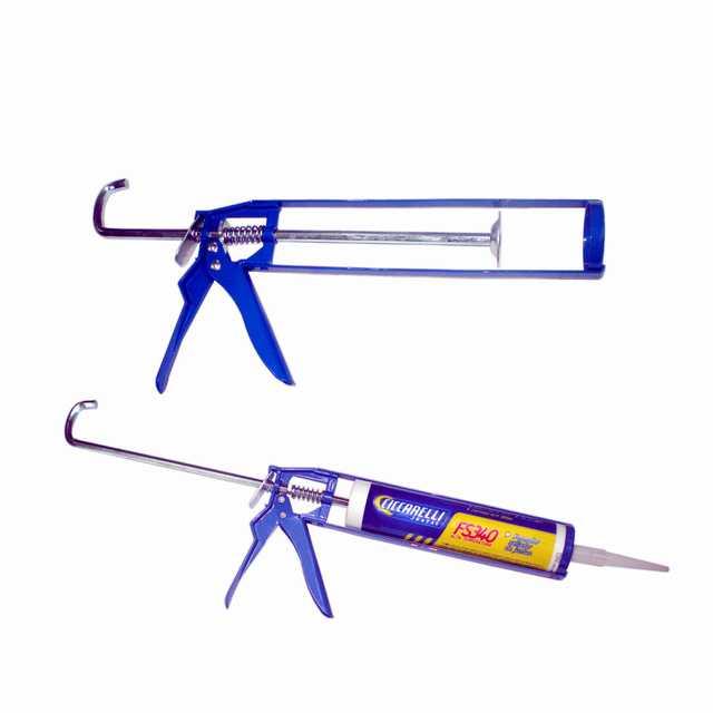 Pistola aplicadora (esqueleto) sellador 300ml