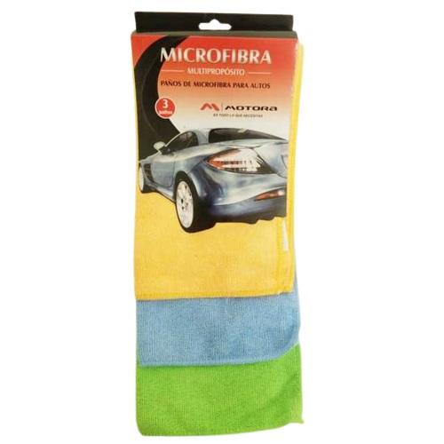 Microfibra premium pack x 3 - 30 x 40 cm