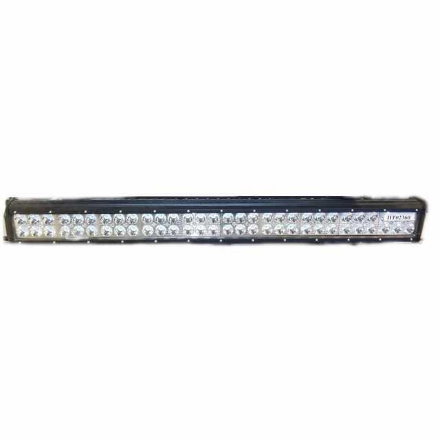 Barra 60 led 180w 10-30v 6000k 71 cm aluminio negro res(6)