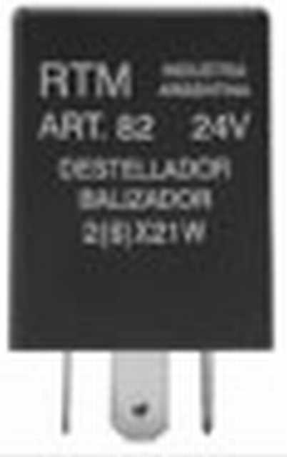 Destellador electronico 24v 4trtm